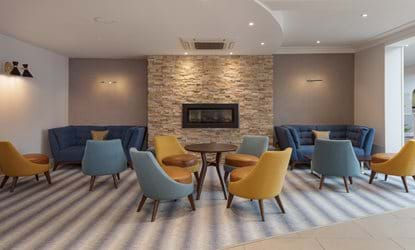 lounge doubletree by hilton oxford belfry