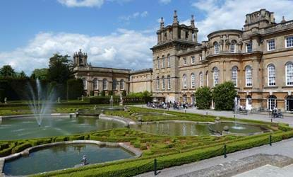 blenheim palace doubletree by hilton oxford belfry